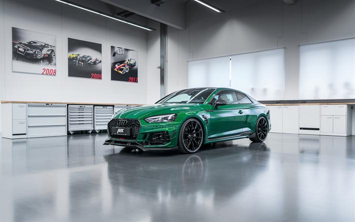 Descargar Fondos De Pantalla Abt Audi Rs5 R 2018 Coches