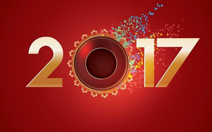 Fondos De Pantalla Hd Navidad 2016: Descargar Fondos De Pantalla Feliz Año Nuevo, 2017