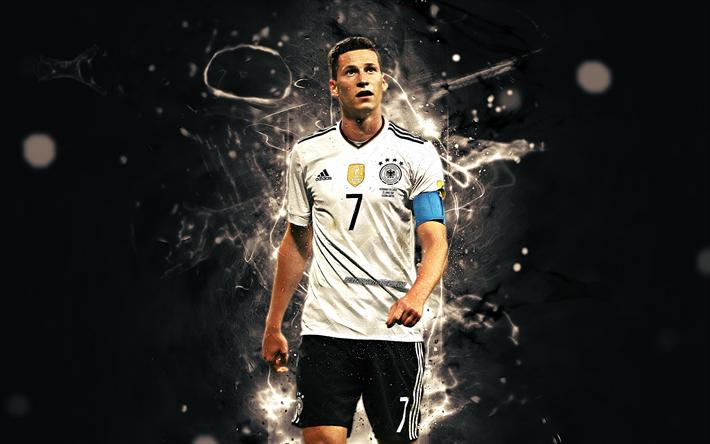 Download Wallpapers Julian Draxler Midfielder Germany