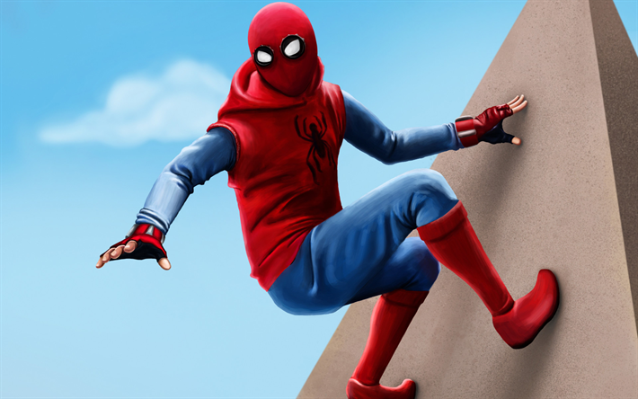 Spiderman le immagini di miles morales cartoni animati
