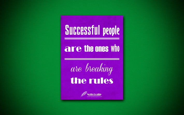 Download Wallpapers Successful People Are The Ones Who Are Breaking