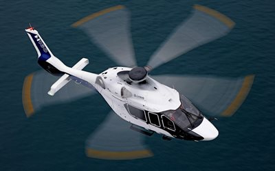 Airbus Helicopters H160, passenger helicopter, new helicopters, air taxi, Airbus