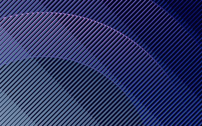 violet waves, creative, waves texture, aligned lines, violet background, abstract waves