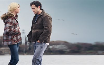 Manchester by the Sea, 2016, Michelle Williams, Casey Affleck