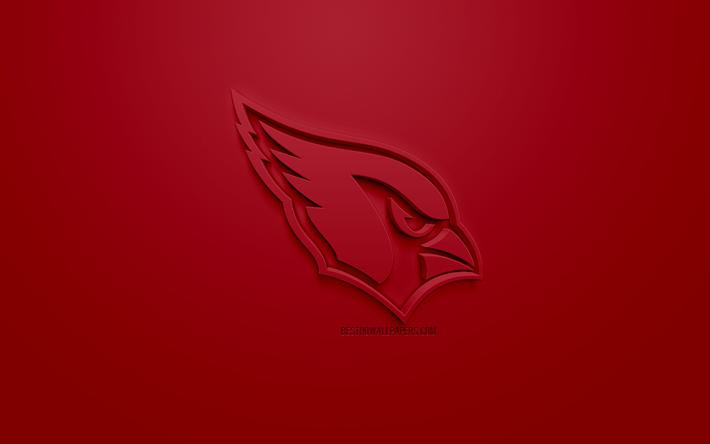 bdc64dcd Download wallpapers Arizona Cardinals, American football club ...