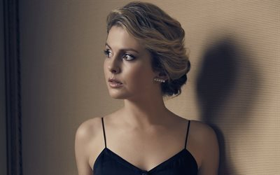 Hollywood, Rose Mciver, american actress, beauty, blonde