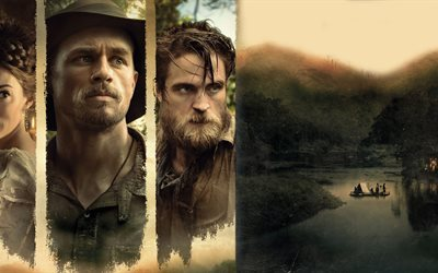 The Lost City Of Z, 4k, drama