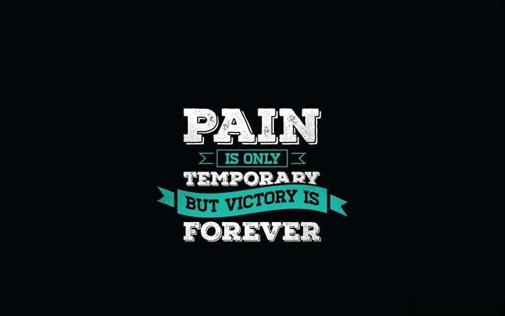 Fond D Écran Motivation télécharger fonds d'écran citations, citations sur la douleur, la