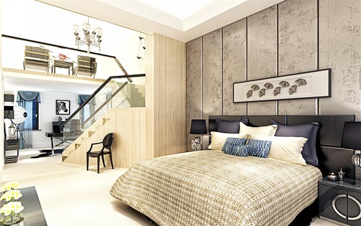 Herunterladen hintergrundbild stilvolle-wohnung-interieur-design ...