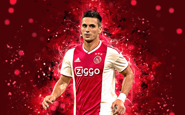 Dusan Tadic Wallpaper: Download Imagens Dusan Tadic, 4k, A Arte Abstrata