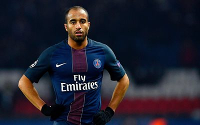 Lucas Moura, calcio, PSG, giocatori di calcio, Ligue 1, il Paris Saint-Germain