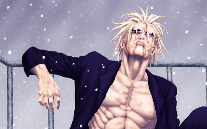 Descargar Fondos De Pantalla Ken Kitano El Manga Las