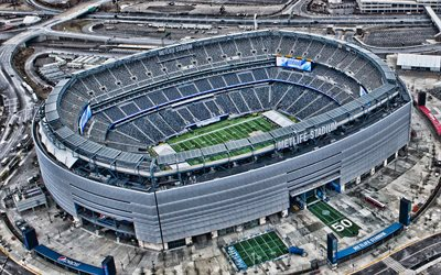 MetLife Stadium, New York Giants Stadium, New York Jets Stadium, East Rutherford, New Jersey, NFL, USA, New York Guardians Stadium