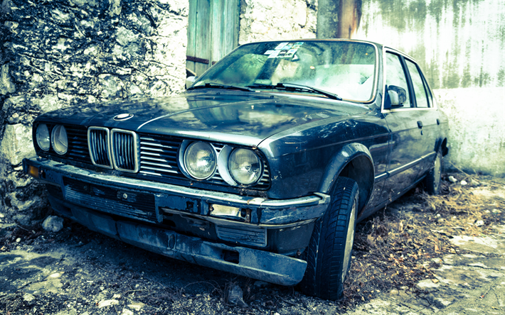 Download Wallpapers Abandoned Bmw M3 4k E30 German Cars Bmw E30 Abandoned Cars Bmw Black E30 Bmw M3 For Desktop Free Pictures For Desktop Free