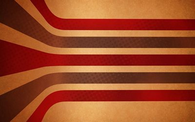 retro background, brown background, red lines