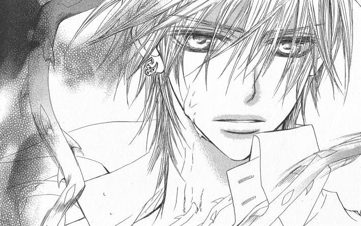 Descargar fondos de pantalla Zero Kiryuu, 4k, el arte, la manga de ...
