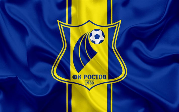92452a541 Download wallpapers FC Rostov