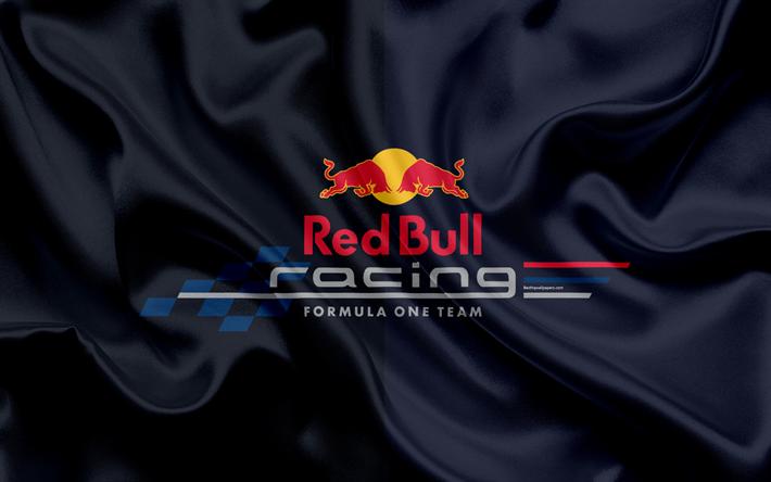 t l charger fonds d 39 cran red bull racing f1 4k l 39 quipe de course formule 1 logo drapeau. Black Bedroom Furniture Sets. Home Design Ideas