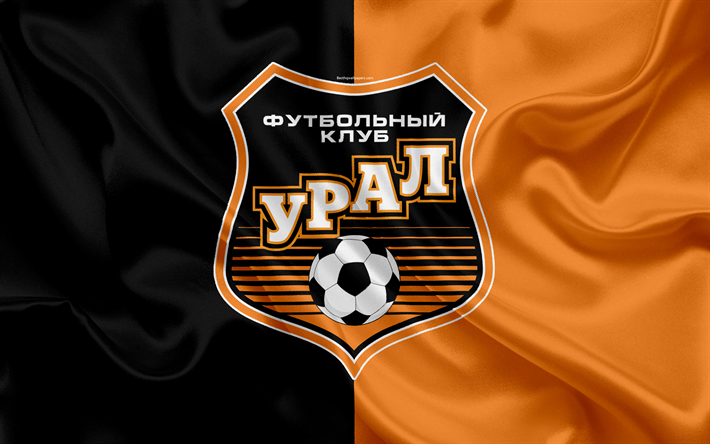 Download Wallpapers FC Ural, 4k, Russian Football Club