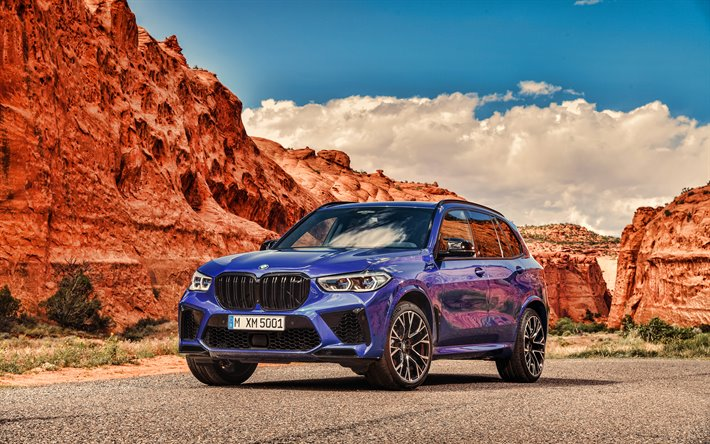 Download Wallpapers 4k Bmw X5m Dasert F85 2019 Cars