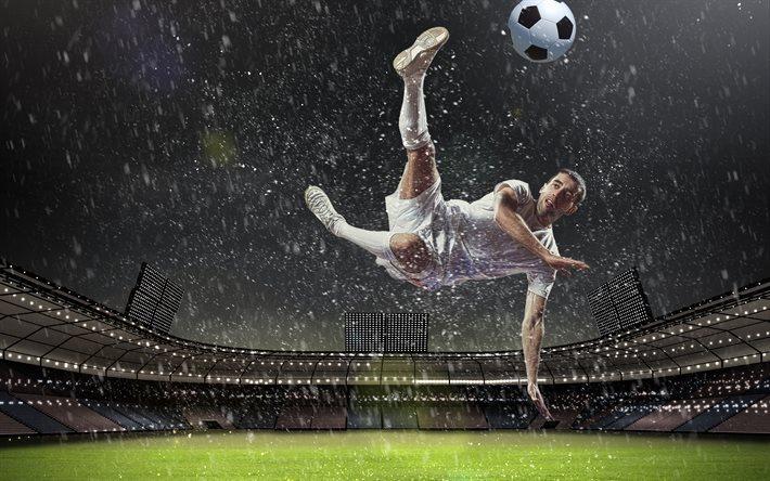 تحميل خلفيات كرة القدم ملعب كرة القدم لاعب كرة القدم لسطح المكتب
