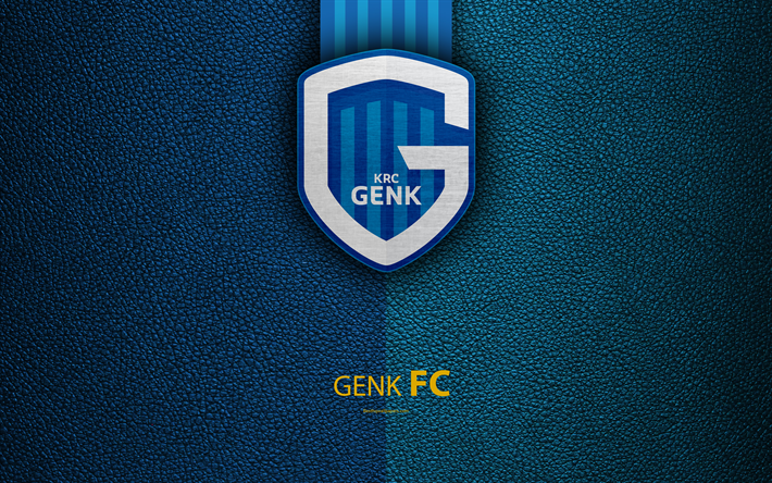 Download Wallpapers Krc Genk 4k Belgian Football Club