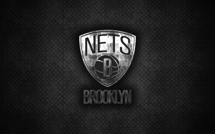 Download Wallpapers Brooklyn Nets 4k American Basketball