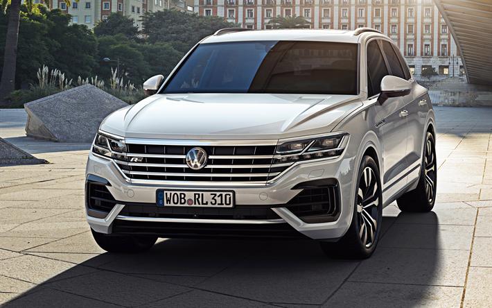 Vw Touareg 2018 >> Lataa Kuva Volkswagen Touareg 2018 4k Business Luokassa