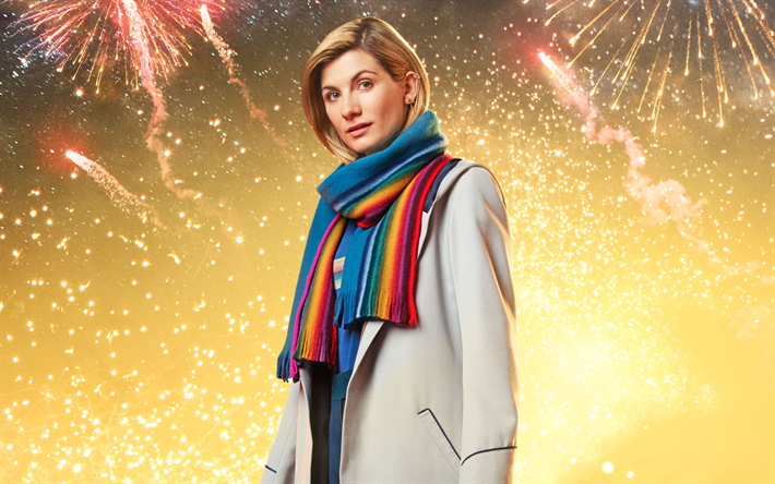 Thirteenth Doctor, 4k, Doctor Who, 2018 movie, season 11, poster, Jodie Whittaker