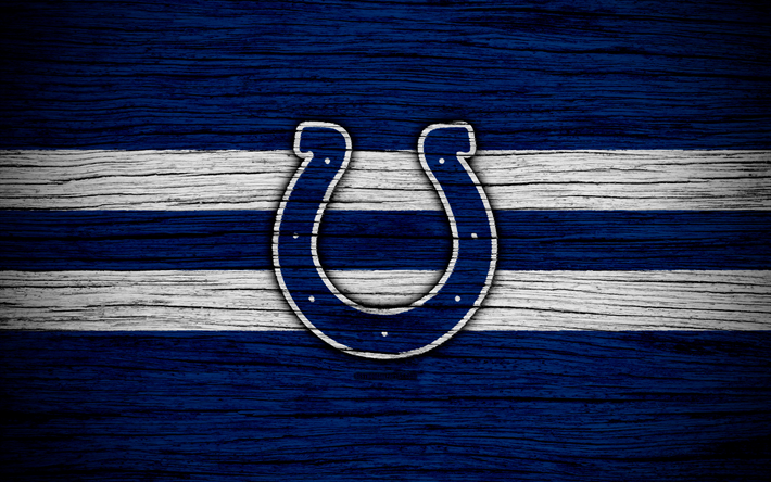 Wallpaper Indianapolis Colts Logo