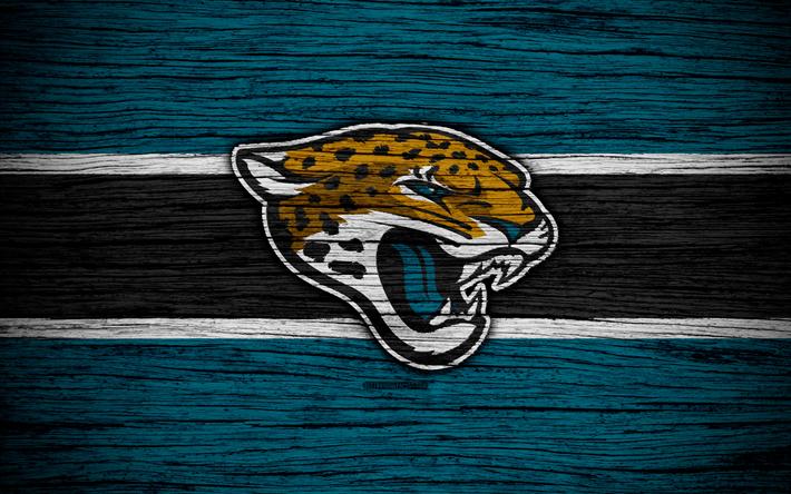 Download Wallpapers Jacksonville Jaguars Nfl American Conference