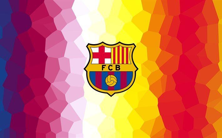 Descargar fondos de pantalla FC Barcelona f3d7baa0d34