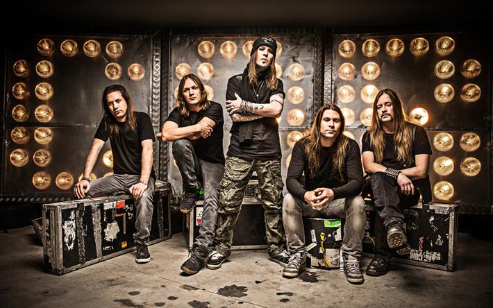 Descargar fondos de pantalla Children Of Bodom, 4k, banda de rock, Alexi  Laiho, Janne Wirman, Henkka Seppala, Jaska Raatikainen, Daniel Freyberg,  finlandés celebridad libre. Imágenes fondos de descarga gratuita