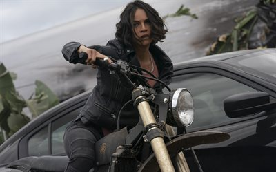 Fast and the Furious 9, F9, 2020, poster, promotional materials, main characters, Michelle Rodriguez