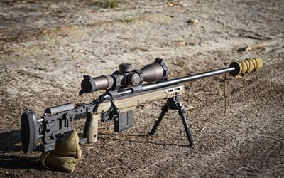 Compact tactical rifle, Tikka CTR, Sniper rifle
