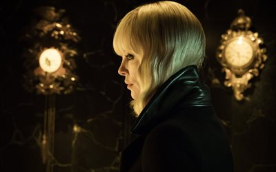 Atomic Blonde, 2017, Charlize Theron, Lorraine Broughton