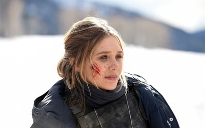 Wind River, 2017, Elizabeth Olsen, Jane Banner, New movies