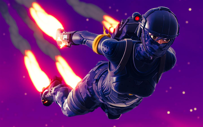 Offrez-vous le Pack Console Xbox One S - Fortnite Battle Royale Édition Spéciale. Ce pack comprend une console Xbox One S au dégradé violet, une manette sans fil Xbox violette et un téléchargement de Fortnite Battle Royale.