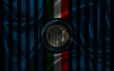 Inter Milan, football, Internazionale, Serie A, football club, Italy, new Inter emblem, logo