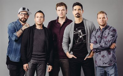 Backstreet Boys, American vocal group, AJ McLean, Howie D, Nick Carter, Kevin Richardson, Brian Littrell