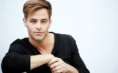 actor, january, 2016, chris pine, celebrity
