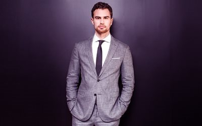 costume, star, male, theo james, actor, beard