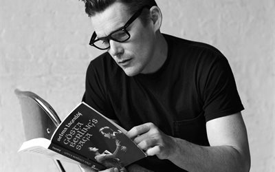 book, 2016, actor, ethan hawke, glasses