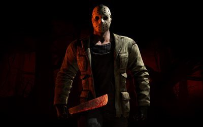 character, game, jason, machete