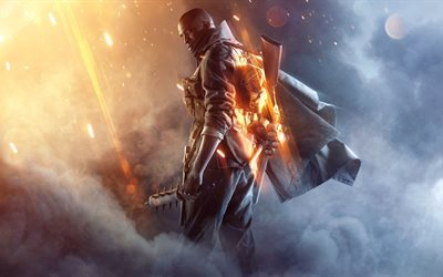xbox one, ps4, poster, battlefield 1, new items