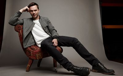nme, male, 2015, nicholas hoult, actor, celebrity