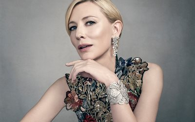 2016, film awards, dekoration, cate blanchett, british academy, schauspielerin, hollywood-stars