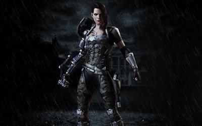 shooter, character, action, shelly, rpg, 2016, ps 4, bombshell, xbox one