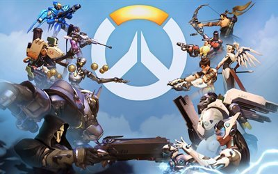 playstation 4, xbox one, blizzard entertainment, overwatch, video game, shooter, windows
