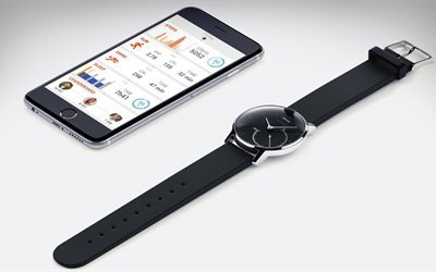 relojes, apple, reloj, withings, smartphone, iphone, hi-tech